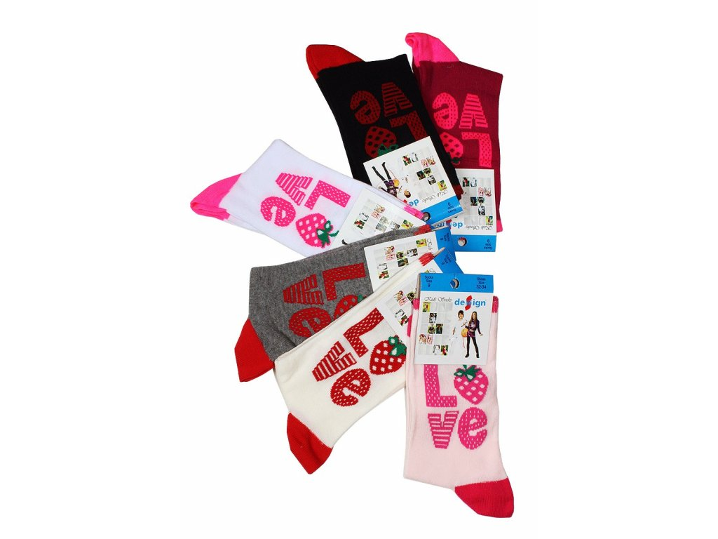 26-28 dětské ponožky Design Socks 5