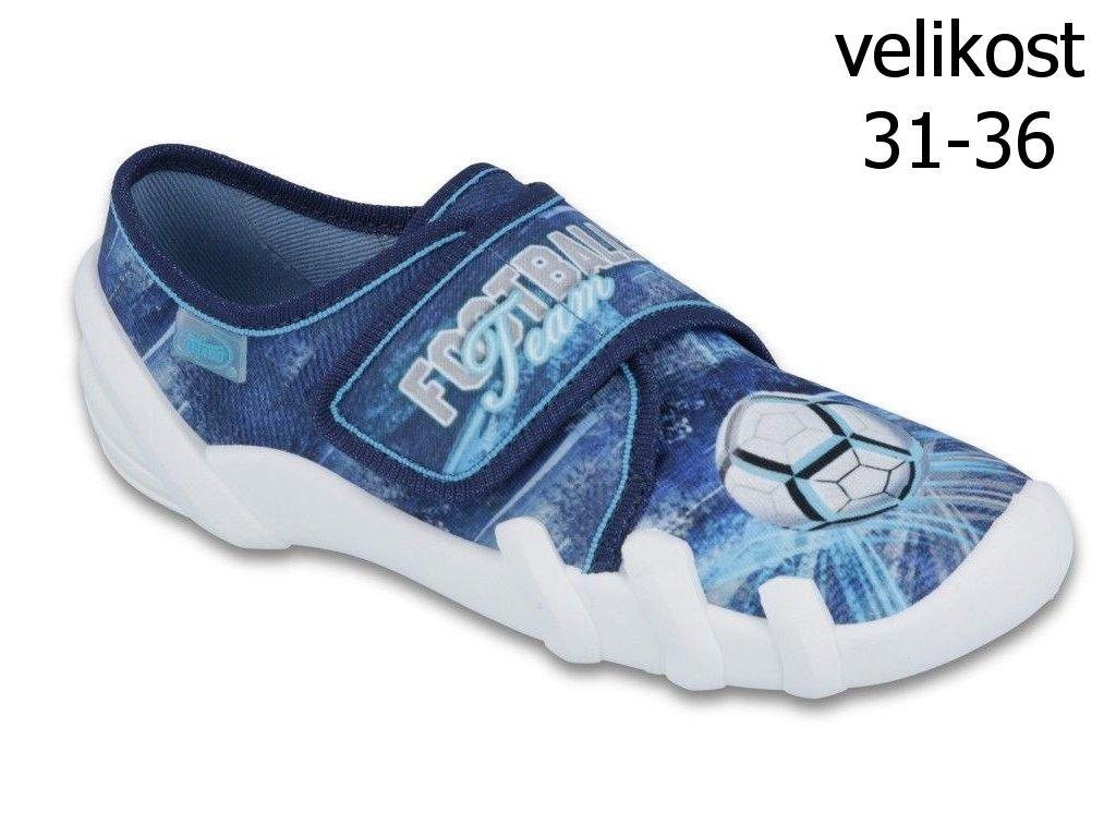 Bačkůrky BEFADO Skate 273Y253