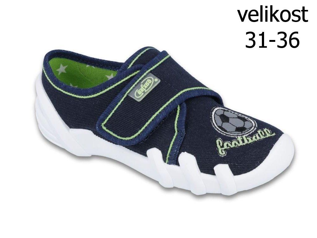 Bačkůrky BEFADO Skate 273Y247 vel. 31-36
