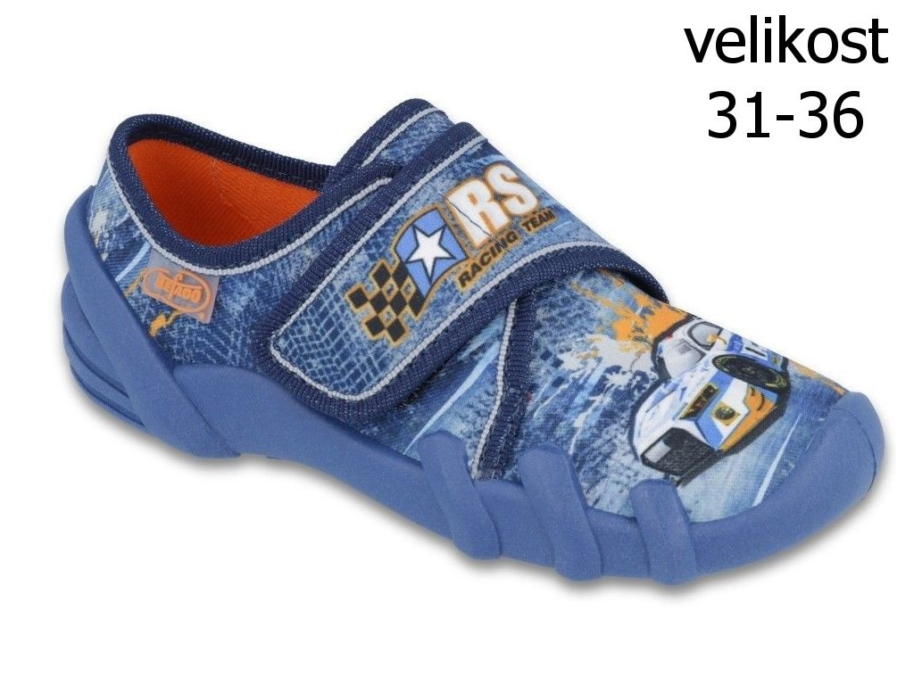 Bačkůrky BEFADO Skate 273Y252 vel. 31-36