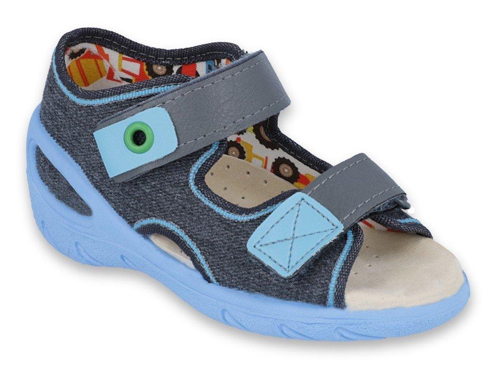 Sandálky BEFADO SUNNY 065X125 vel. 26-30