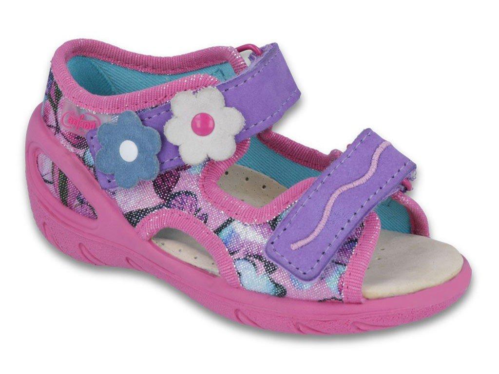 Sandálky BEFADO SUNNY 065X120 vel. 26-30