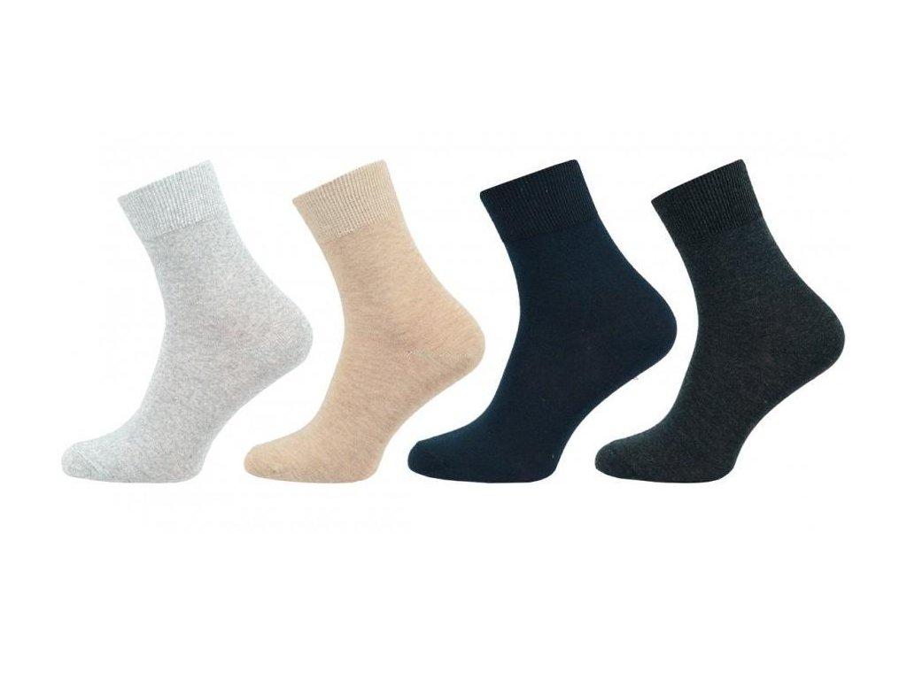 Dámské mix ponožky 1071 - 5 párů