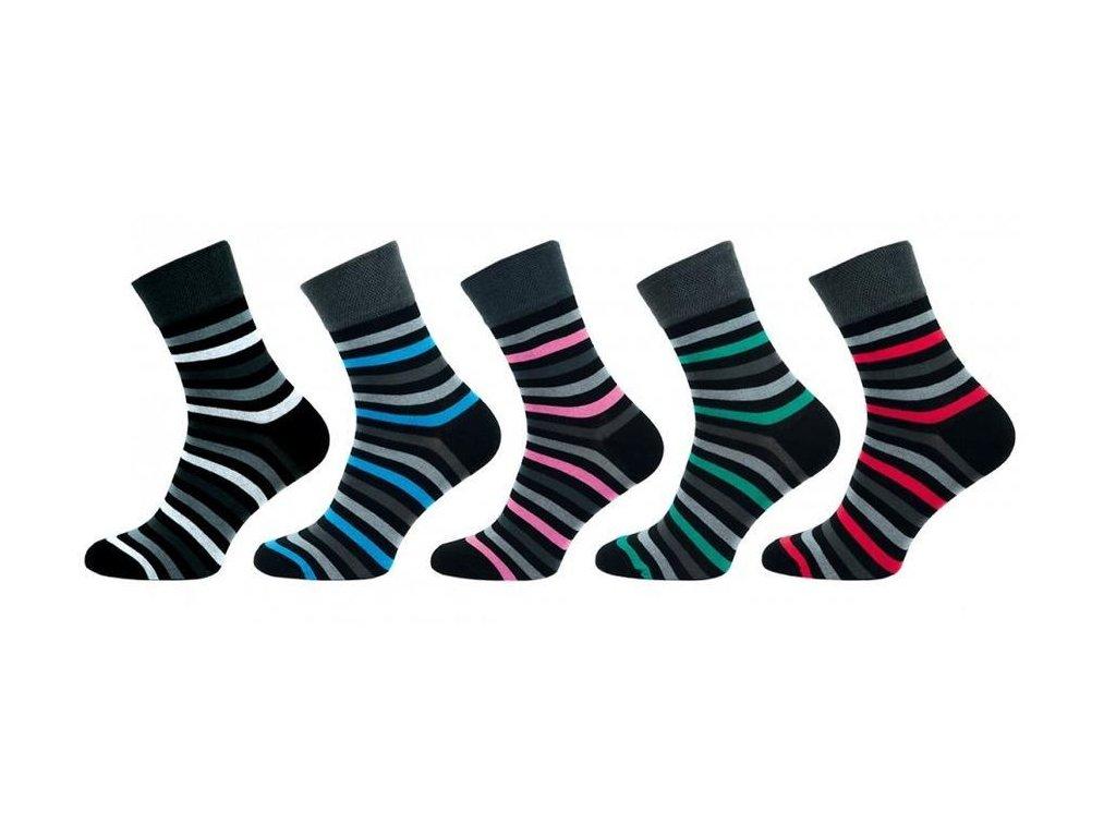 Dámské ponožky 1073 - 5 párů