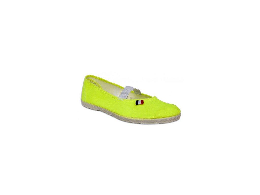 jarmilky neon žlutá