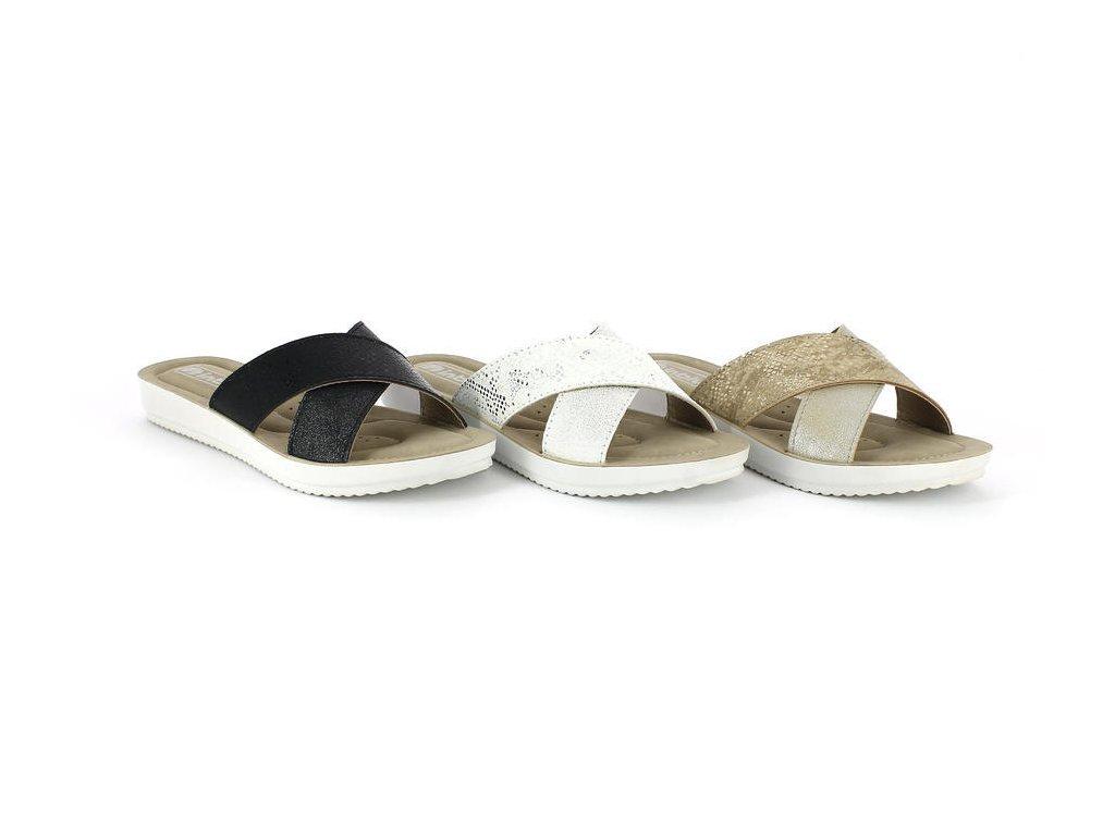 29316 1 inblu morbin damske pantofle bile 36