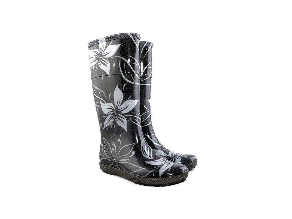 5062 1 demar hawai lady exclusive 0077 ec kvety 36 černá