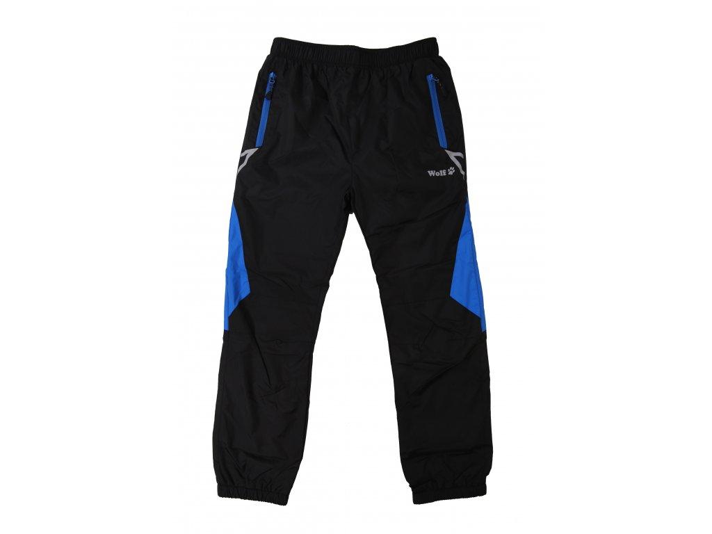 T2158 šusťákové kalhoty