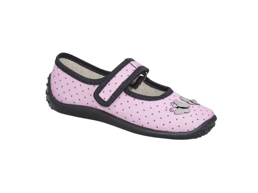 530 bighorn detska textilni obuv jana 5007 b