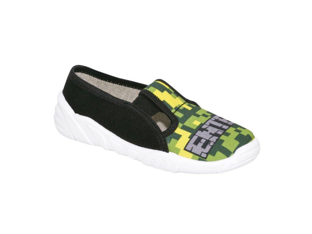 519 bighorn detska textilni obuv petr 5014 a