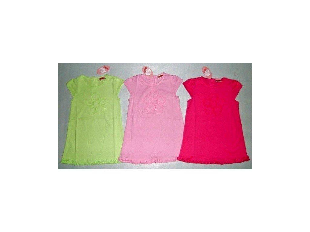 Dívčí bavlněné šaty WOLF 74-92