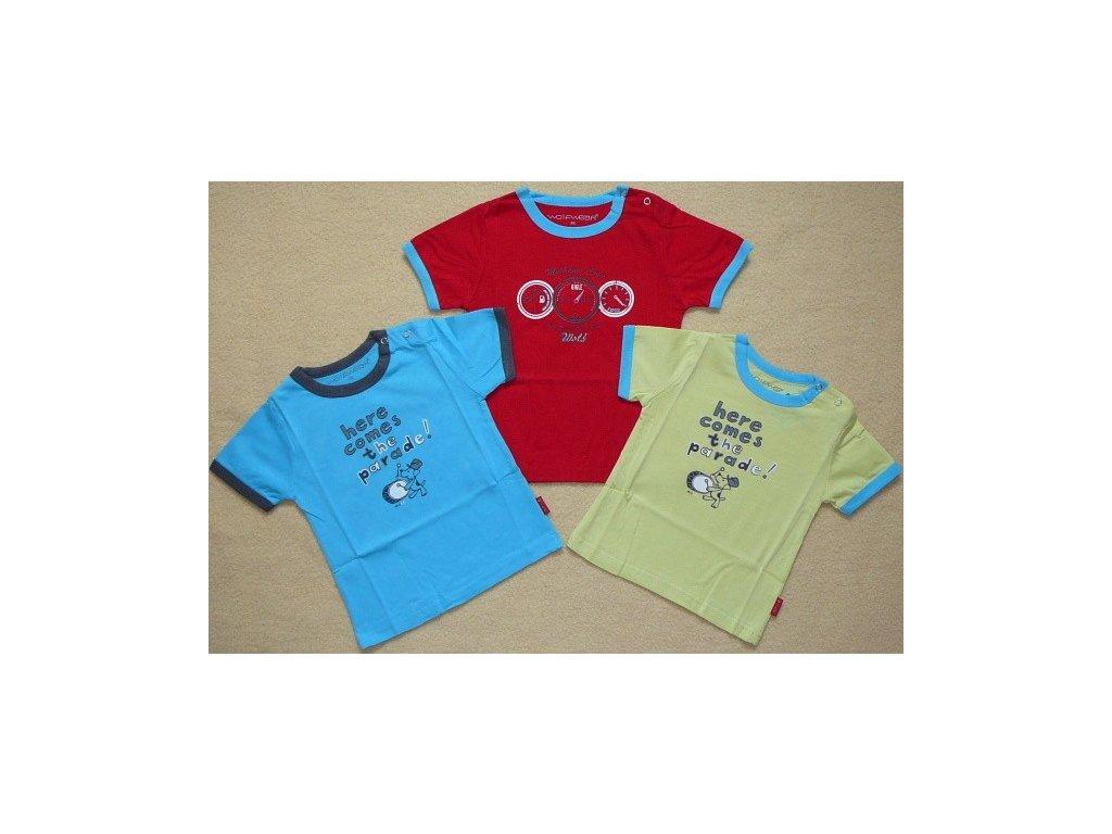 Chlapecké triko S2204 WOLF 74-86