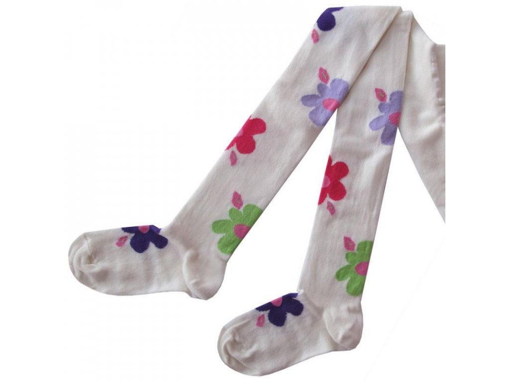 Vel. 7-dětské punčocháče Design Socks 110/116, 6-7 let