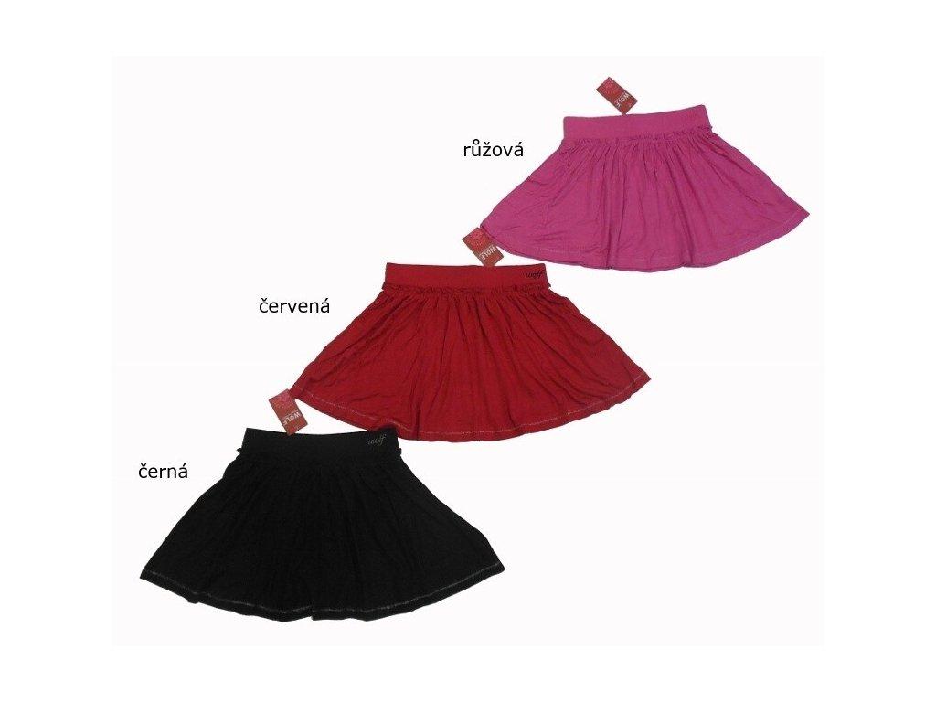Dívčí sukně, sukýnka WOLF 128-134-140-146-152-158