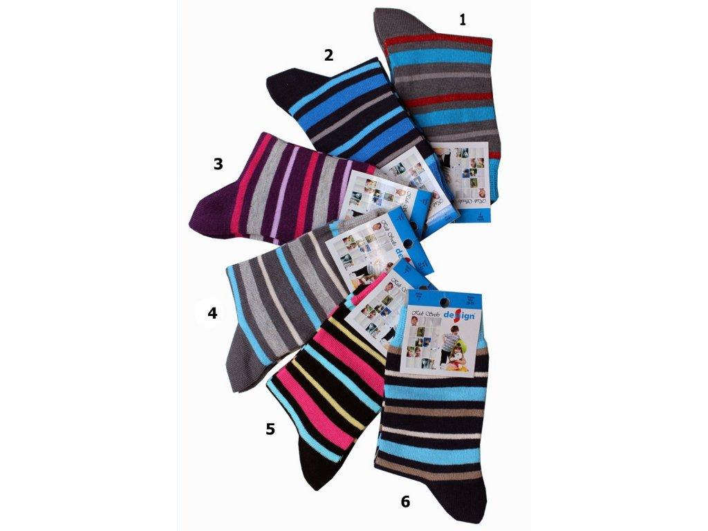 29-31 dětské ponožky Design Socks 7