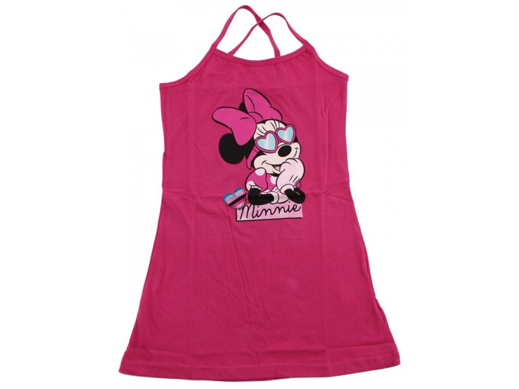 Dívčí letní šaty, šatičky MINNIE 98-104-116-128