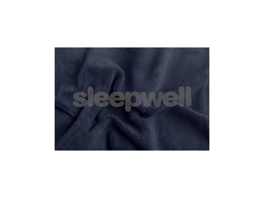 Prostěradlo z mikrovlákna SLEEP WELL 90x200 cm