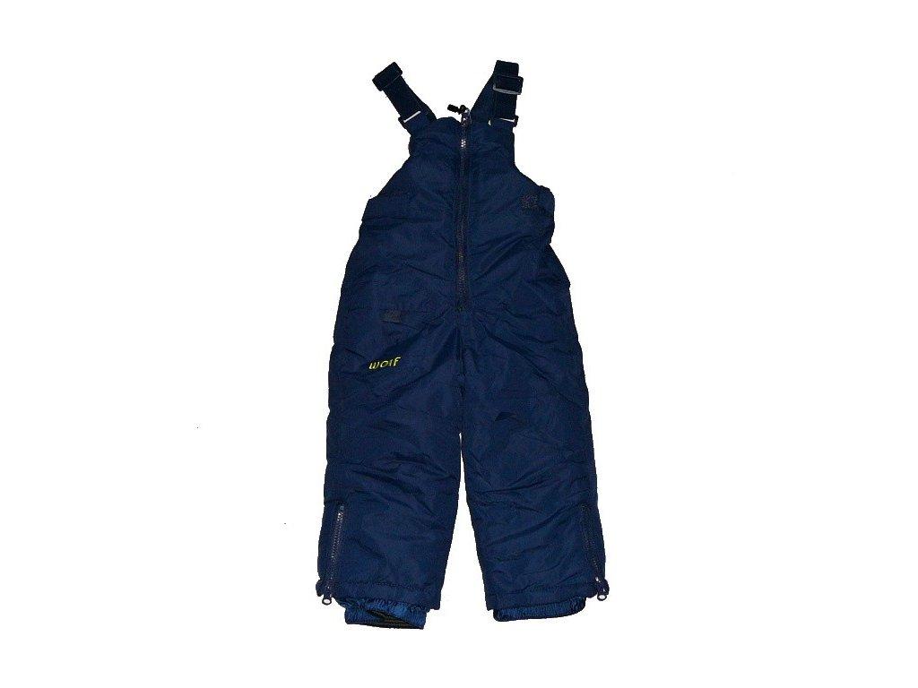 Chlapecké oteplovací kalhoty Wolf B2375 vel. 80