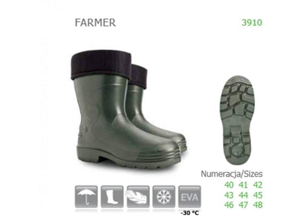 Pánské holínky DEMAR FARMER