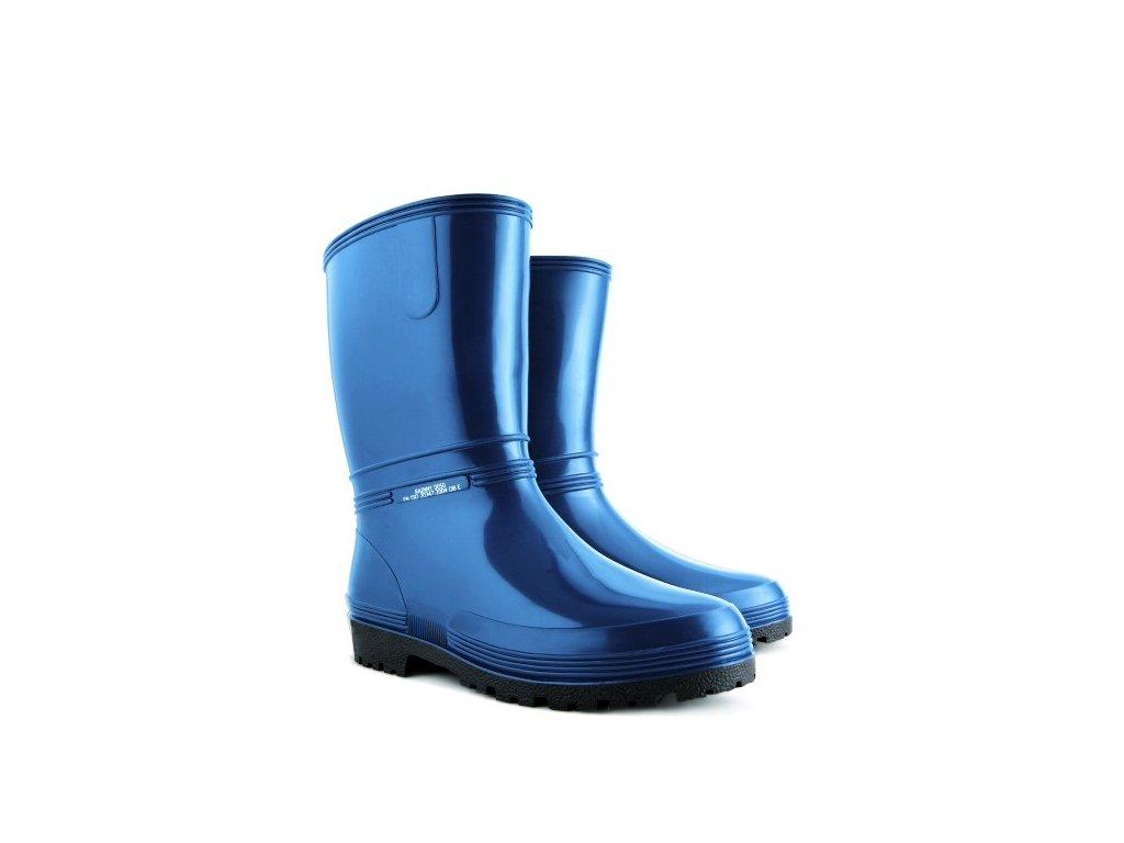 Dámské holínky DEMAR Rainny A blue