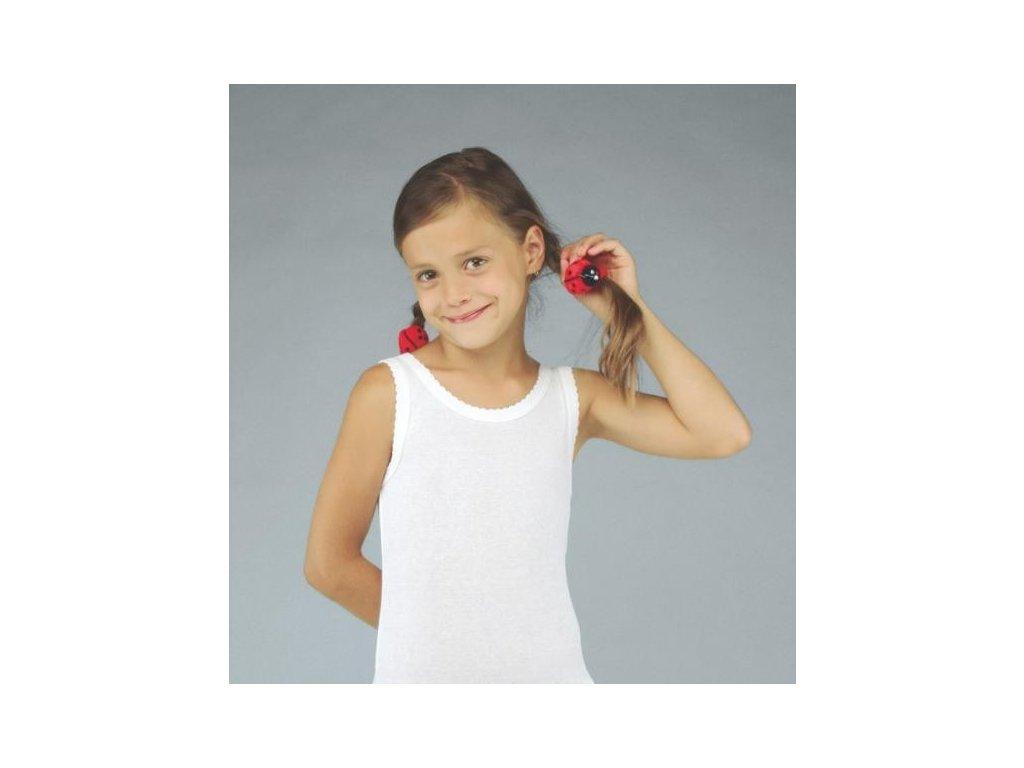Dívčí spodní košilka ANEZ-EVONA-92-98-104-110-116-122