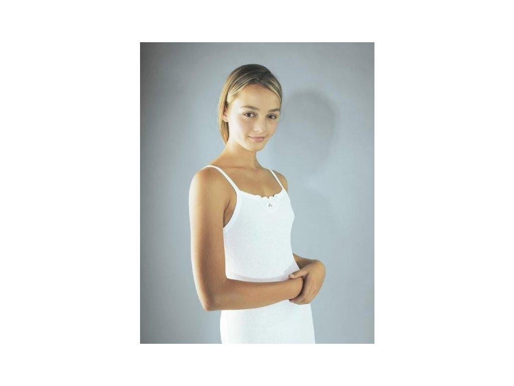 Dívčí spodní košilka LUISA - EVONA 146-152-158-164