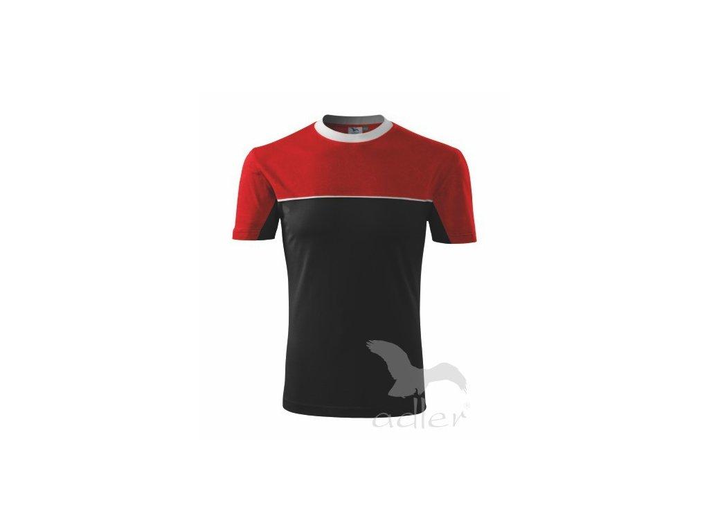 109 Tričko Colormix 200 černé