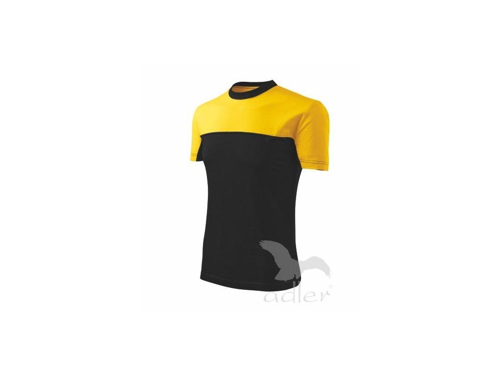 109 Tričko Colormix 200 žluté