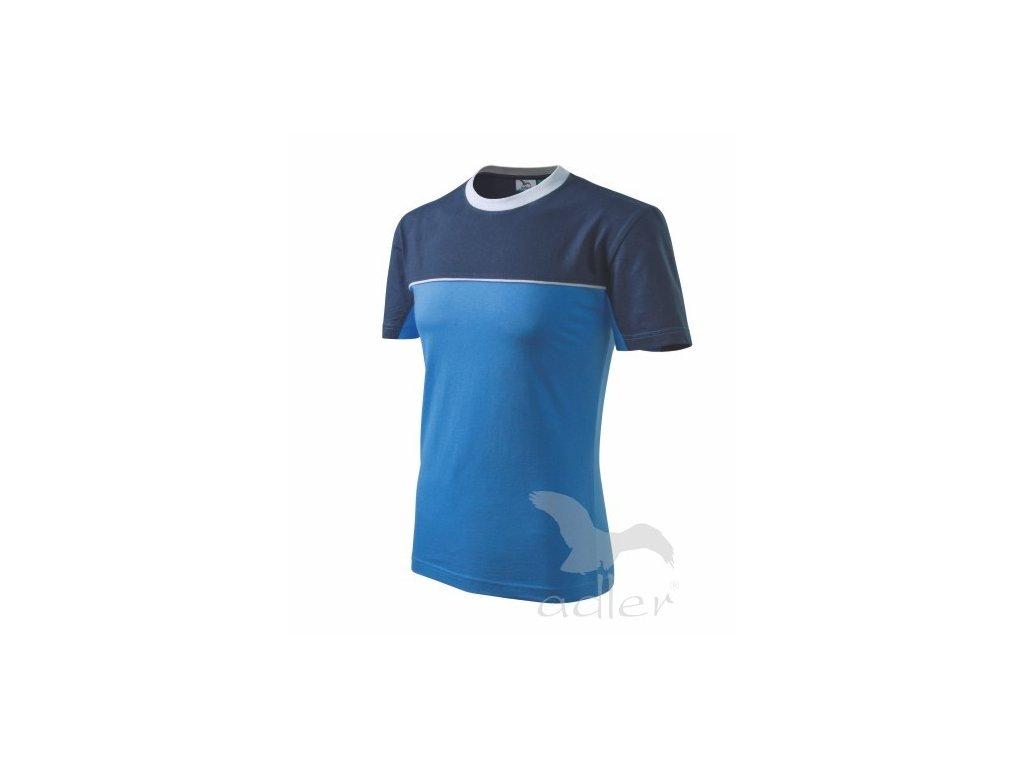 109 Tričko Colormix 200 modré