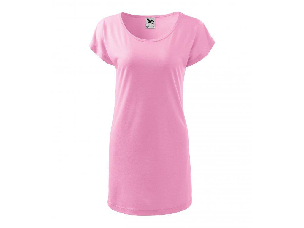 Tričko/šaty dámské Love