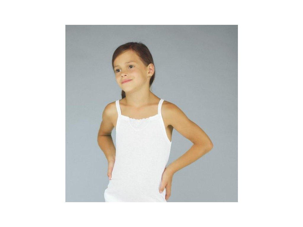 Dívčí spodní košilka LUSY-EVONA-92-98-104-110-116-122-128-134-140