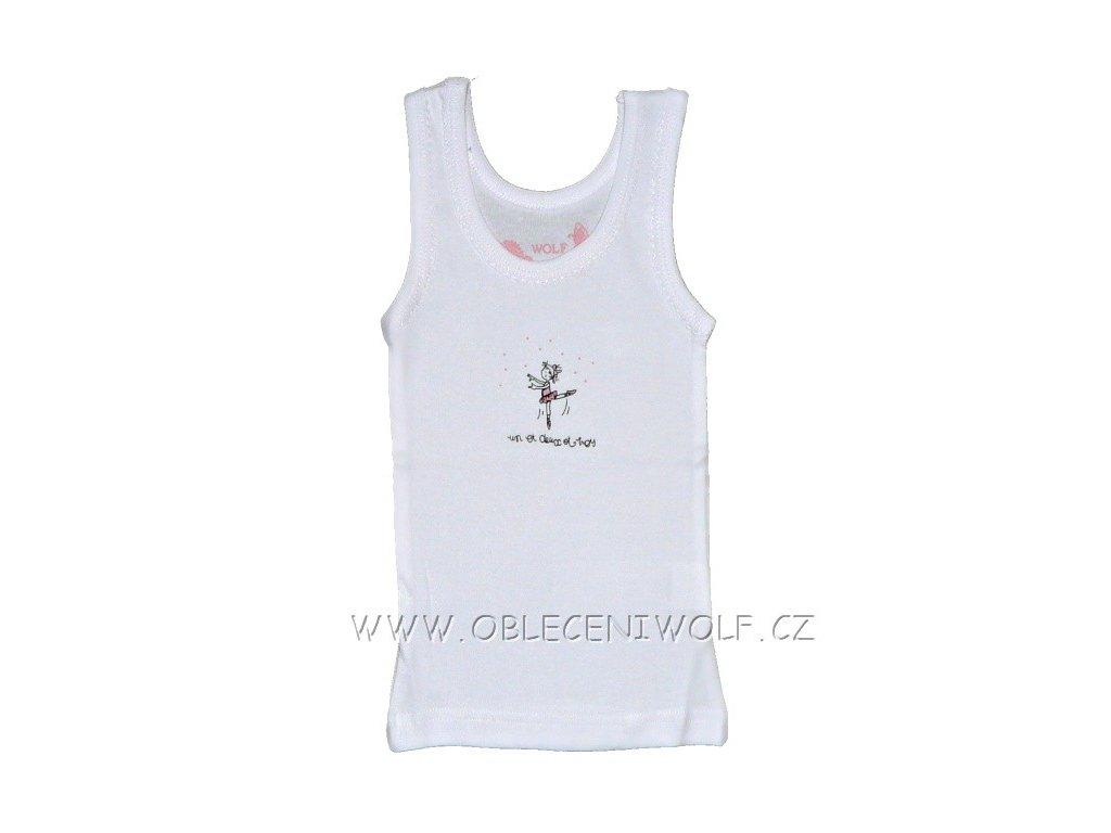 Dívčí spodní košilka