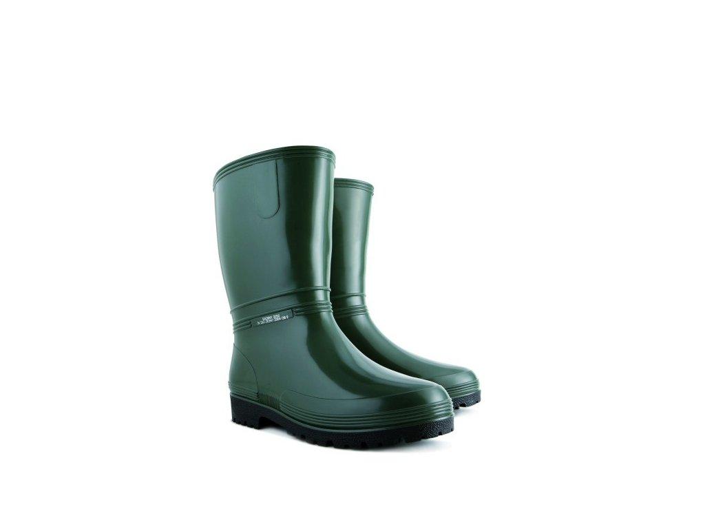 Dámské holínky DEMAR Rainny B green