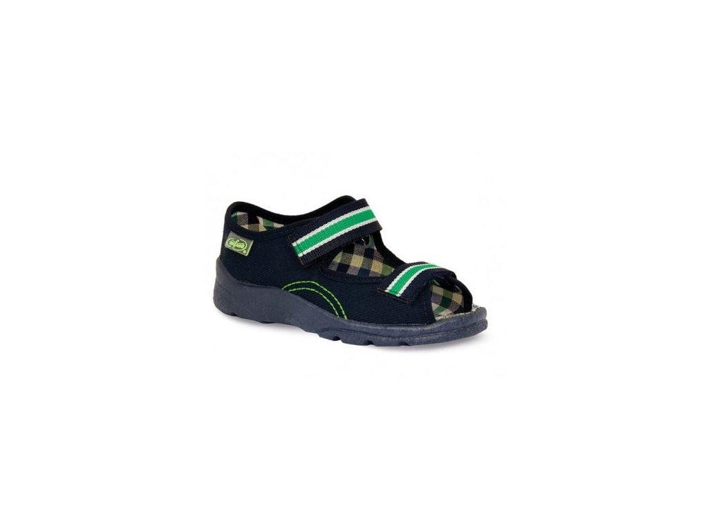 Sandálky BEFADO Max Junior 969X069
