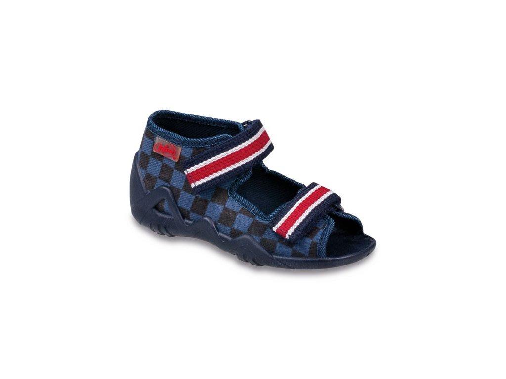 Sandálky BEFADO Snake 250P032 vel. 22