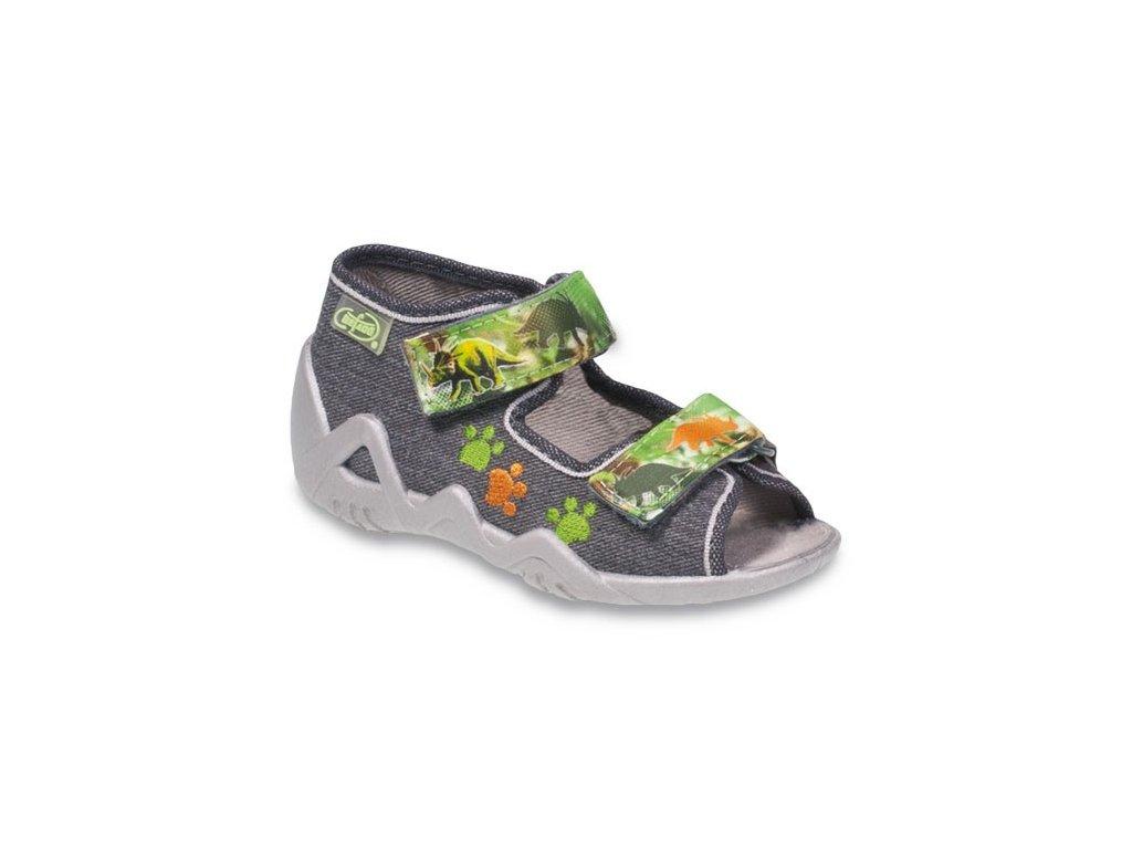 Sandálky BEFADO Snake 250P053