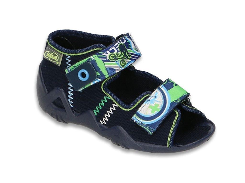 Sandálky BEFADO Snake 250P058