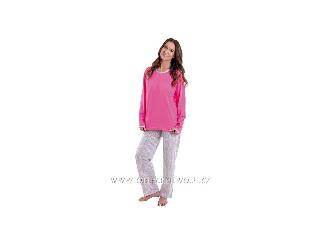 Dámské pyžamo P1407 035