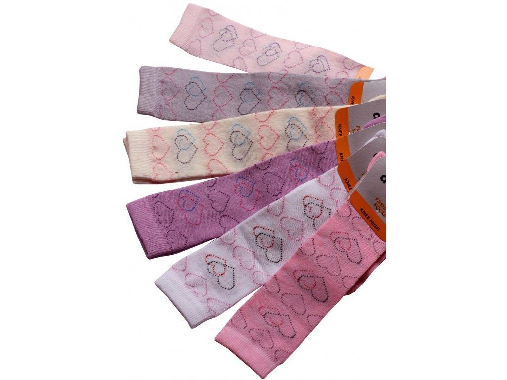 32-34 dětské podkolenky Design Socks 9