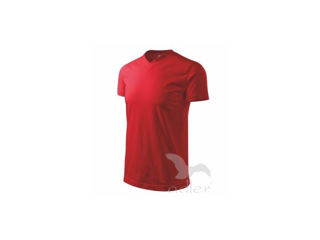 Pánské tričko V-NECK 102