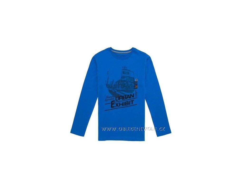 Chlapecké modré tričko 134-164