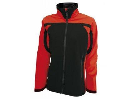 Adle Bunda dámská sofshellová Cool zelená