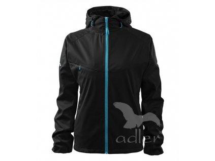 Adler Bunda dámská softshellová Cool 514 černá