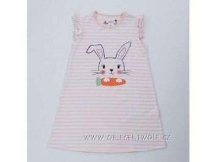 WOLF dívčí proužek šaty 98-128