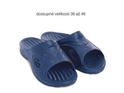 Pantofle DEMAR BAHAMA modré