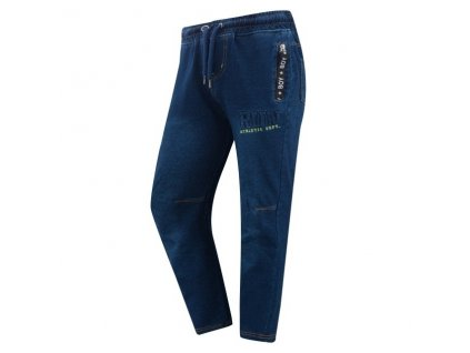 Chlapecké riflové kalhoty modré T2961 vel. 116-146