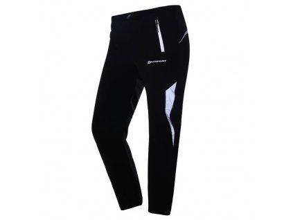 WOLF softshellové nezateplené kalhoty černé B2985 vel. 152-170