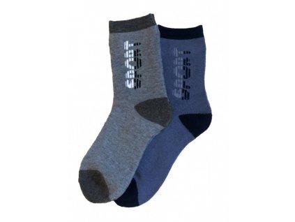 Chlapecké termo ponožky 2 páry vel. 37-42