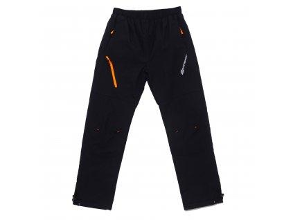 Chlapecké zateplené šusťákové kalhoty černé Wolf B2975 vel. 134-158