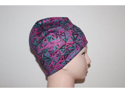 Dívčí funkční čepice Pavla